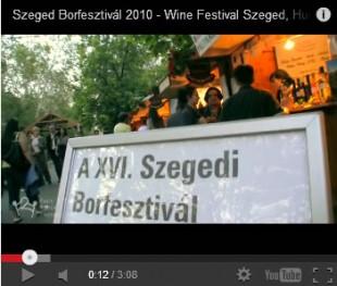 Szegedi Borfesztivál