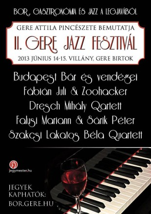 II. Gere Jazz Fesztivál